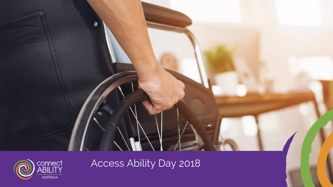 Access Ability Day 2018