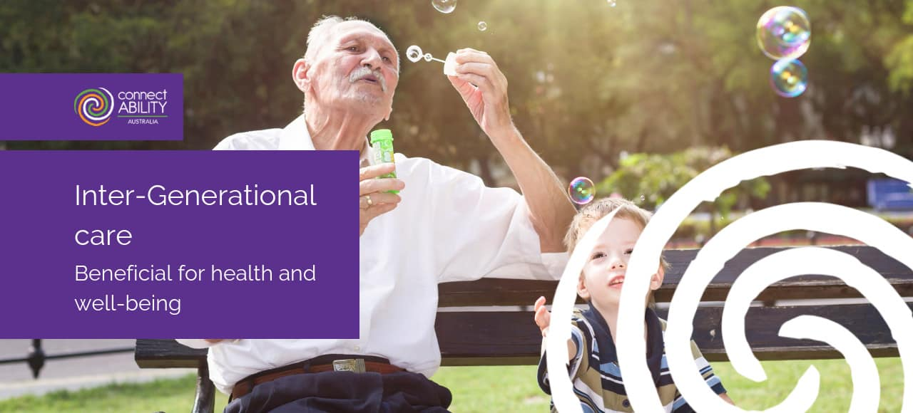 The Benefits of Mixing Aged Care with Child Care | Aged Care