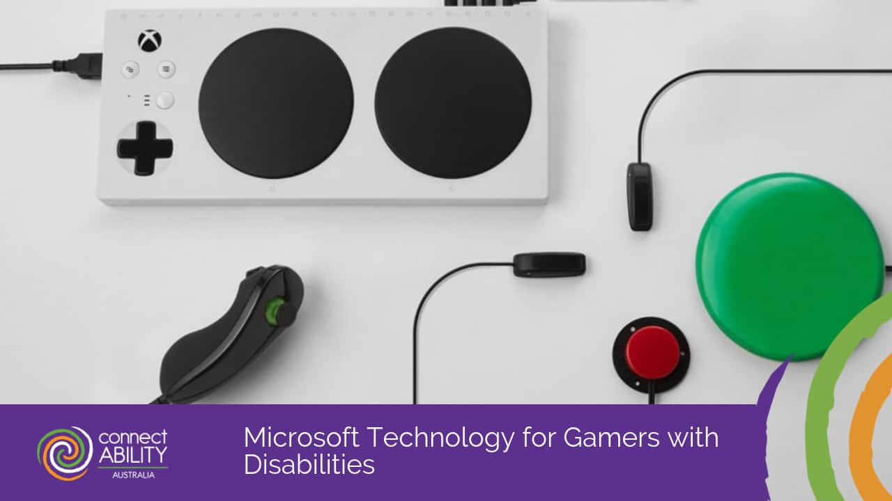 Microsoft Technology for Gamers with Disabilities
