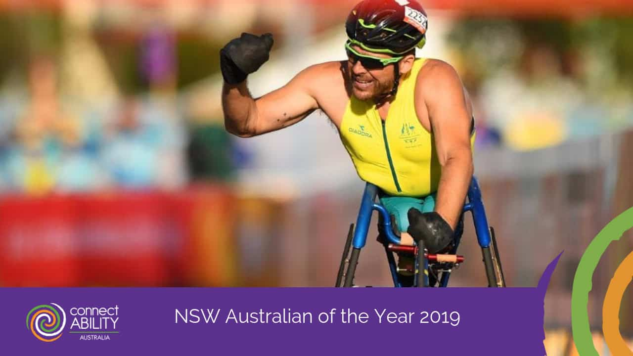NSW Australian of the Year 2019 ConnectAbility Australia