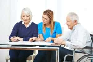 aged care advisory services