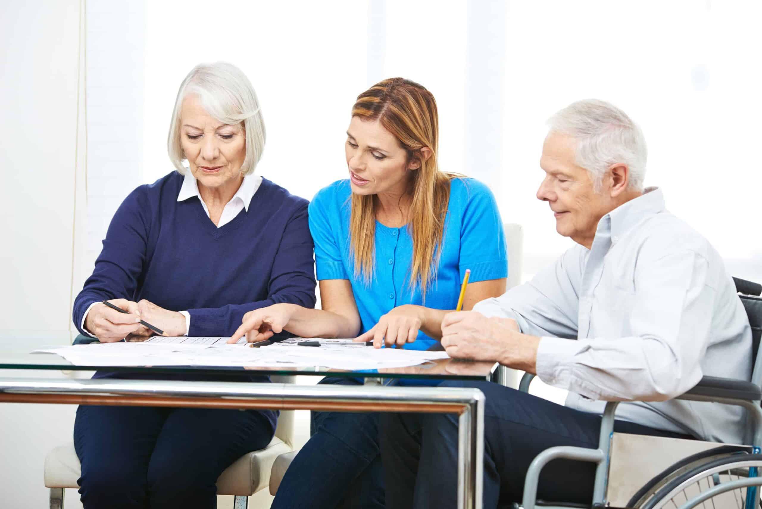 aged care advisory services