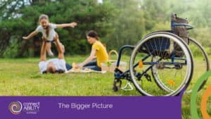 the big picture, disability services, aged care support, in home aged care, family counselling