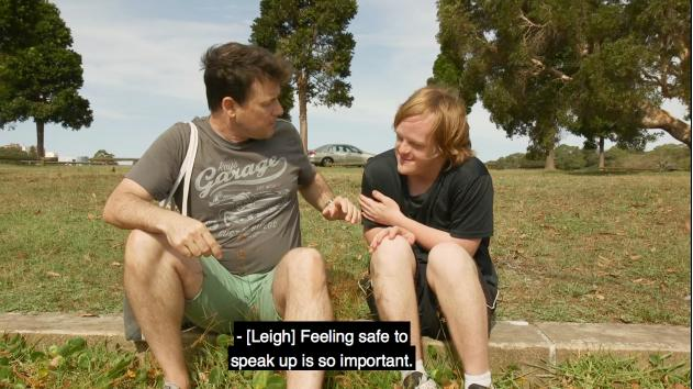 National Disability Services Launch 'Positive Culture' Films - Exploring Video 3, Speaking Up | National Disability Service