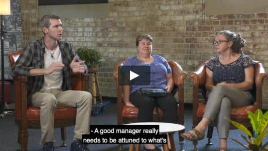 National Disability Services Launch 'Positive Culture' Films - Exploring Video 6, The Right Supports |