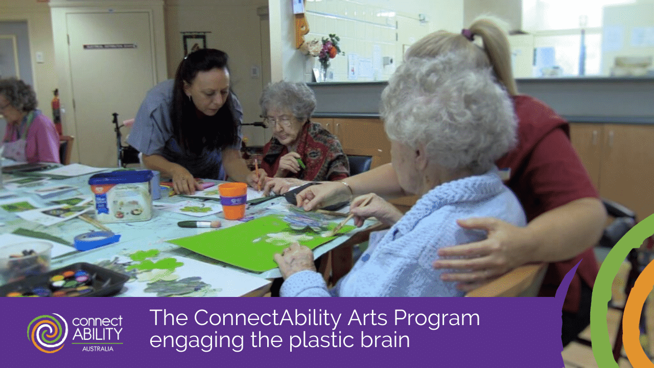 The role of art therapy in neuroplastic improvements |