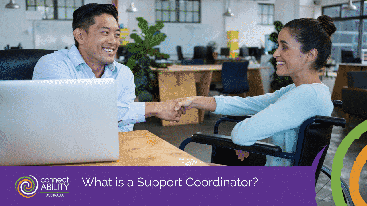 What Coordination of Support looks like at ConnectAbility |
