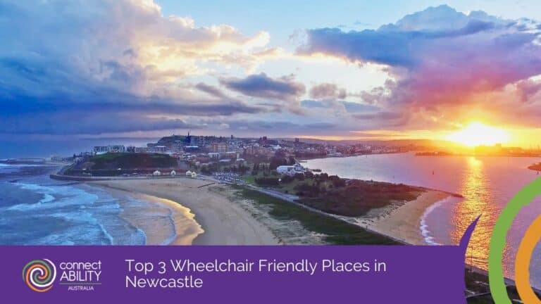 Top 3 Wheelchair Friendly Places in Newcastle