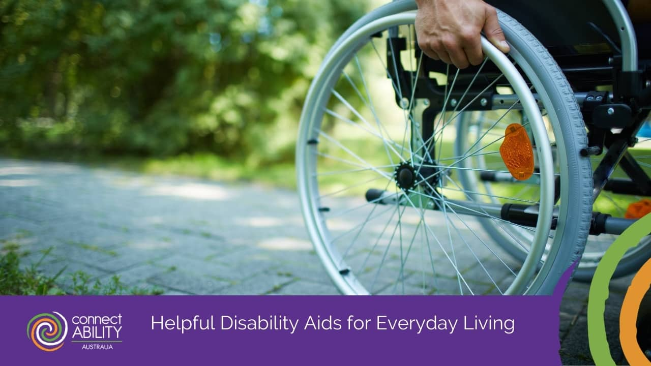 Helpful Disability Aids for Everyday Living