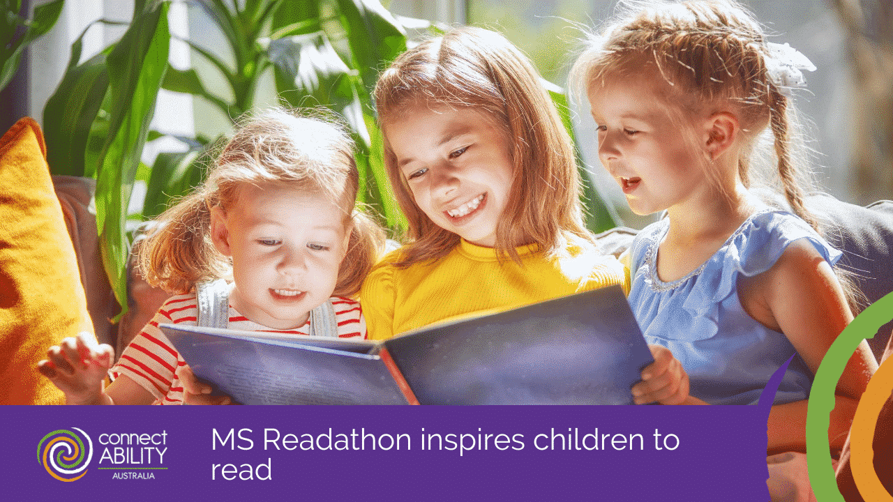 Are You Taking Part in the MS Readathon One Month Challenge? |