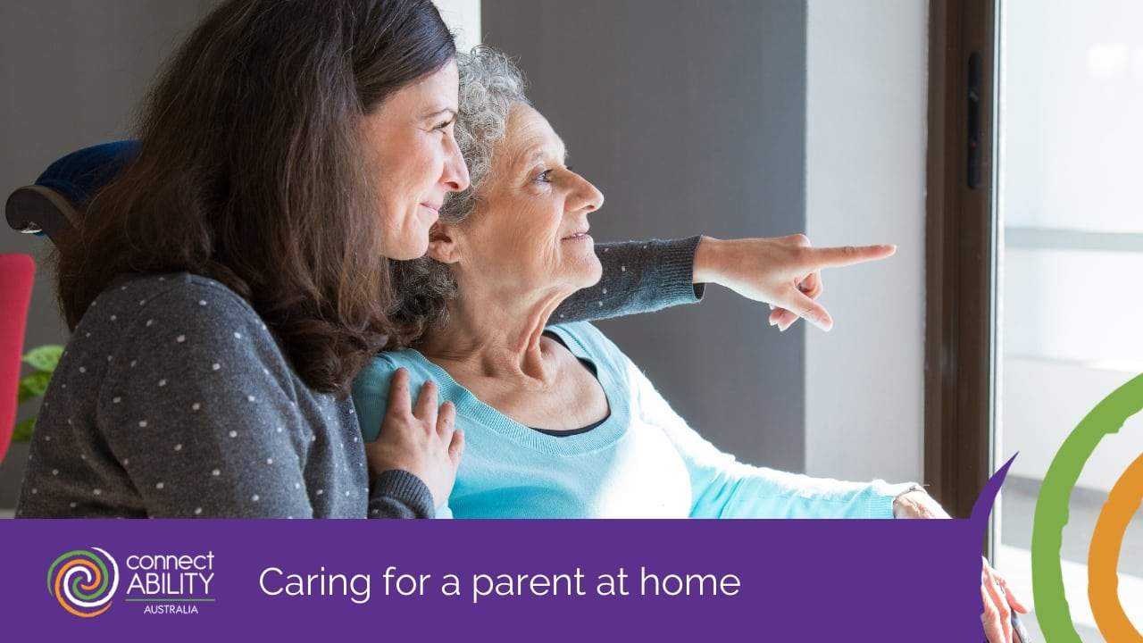 In-Home Aged Care: A Guide to Caring for Elderly Parents |