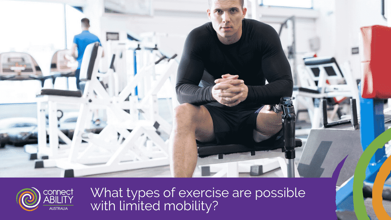 How to Exercise with Limited Mobility |