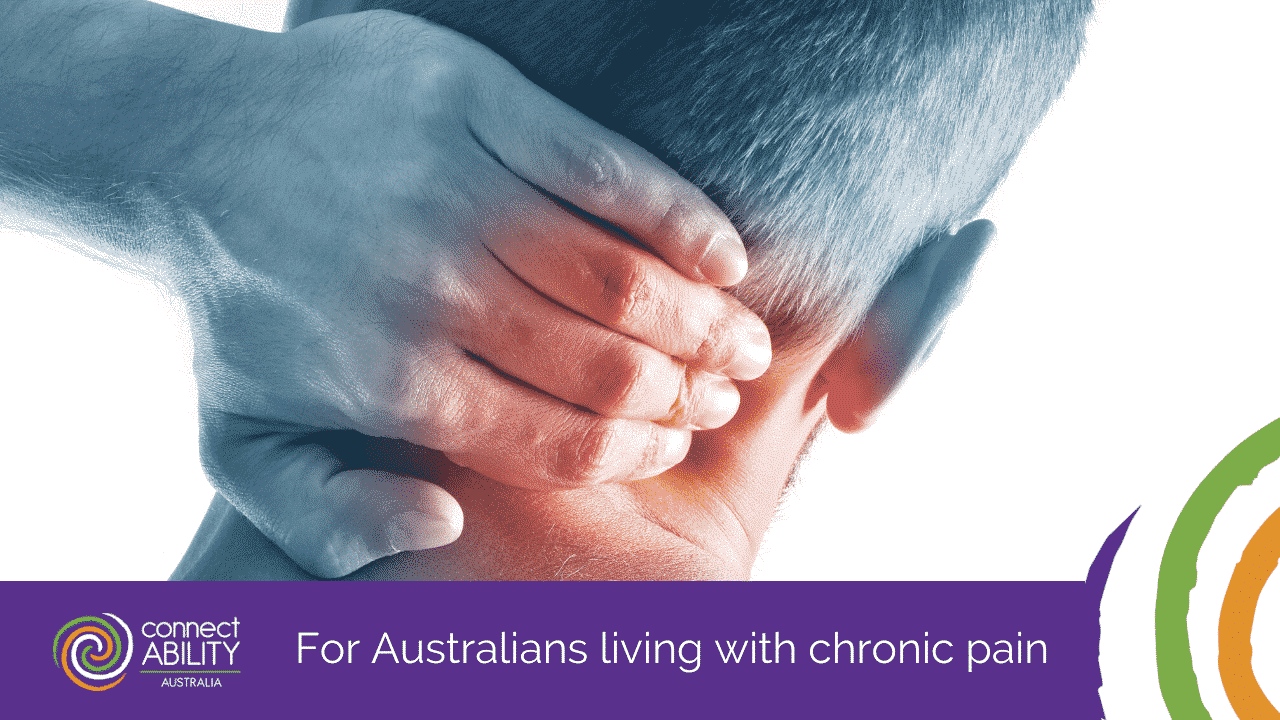 Living with chronic pain |
