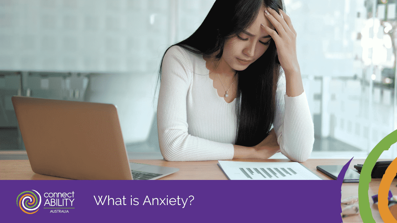 Living with Anxiety |