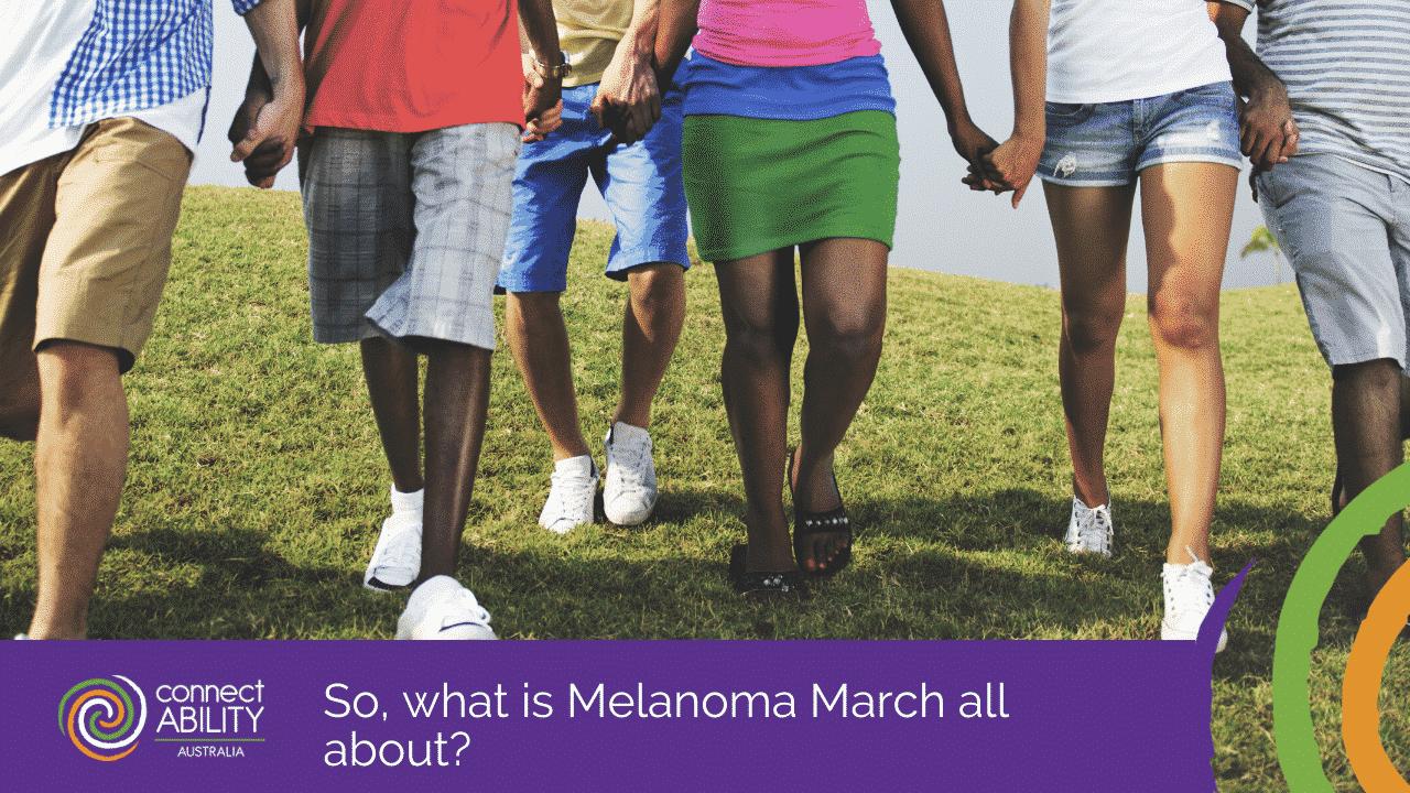 Melanoma March |