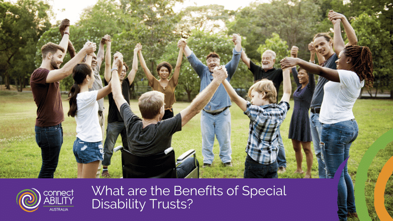 Special Disability Trusts |