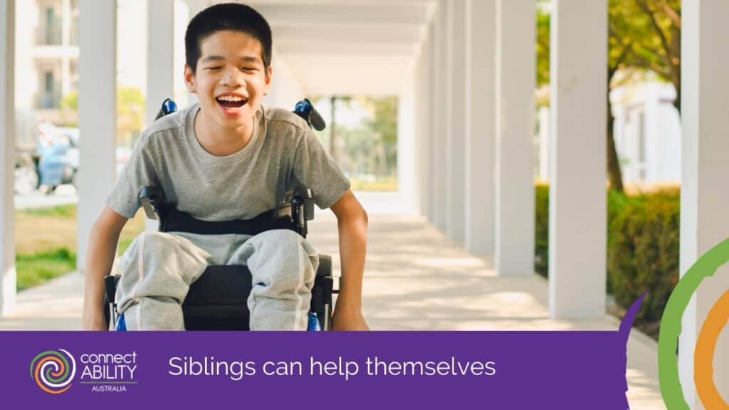 Sibling Revelry: Growing Up With, and Loving, A Differently Abled Sibling |