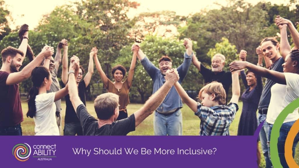 How Do I Make My Event More Inclusive?  