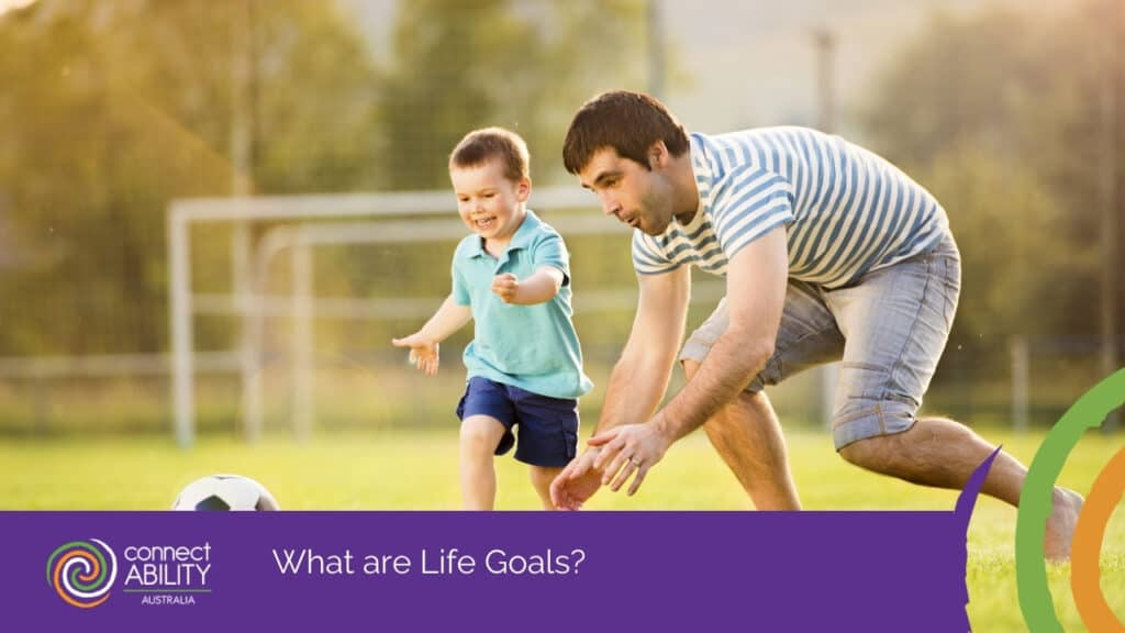 Setting Goals for a Better Life |