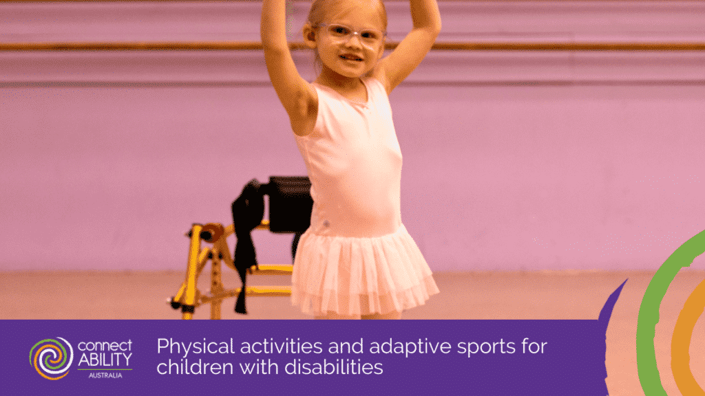 The Importance of Physical Activity for Children with Disabilities  