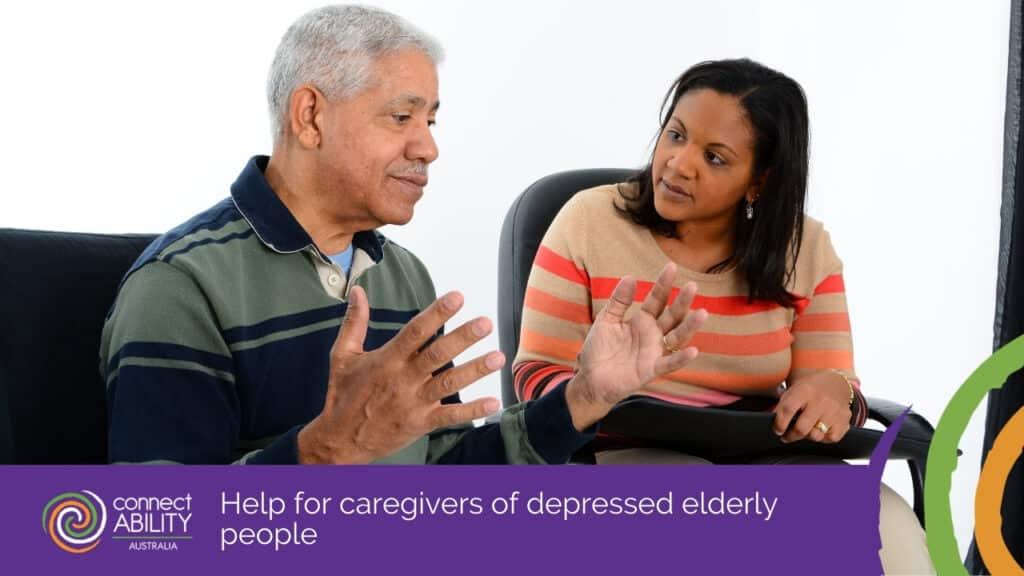 Recognising Depression in the Elderly |