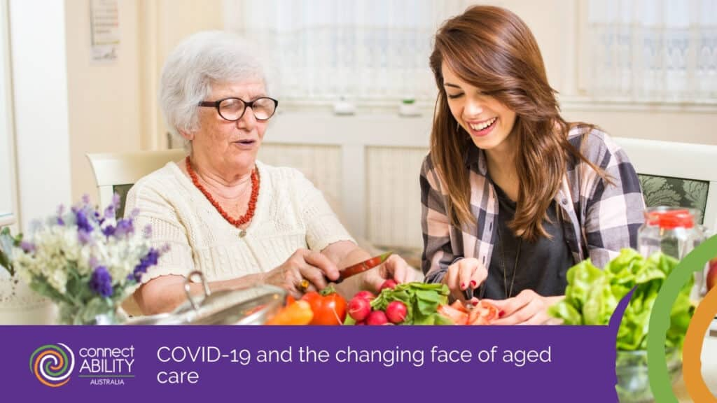 COVID-19 and the Older Person  