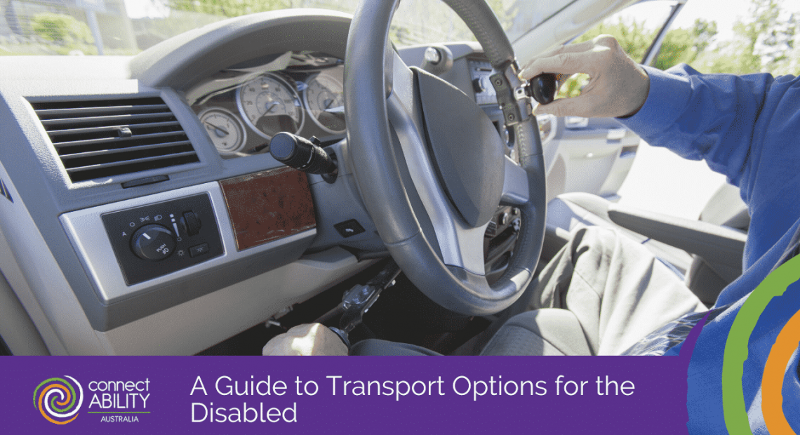 A Guide to Transport Options for the Disabled