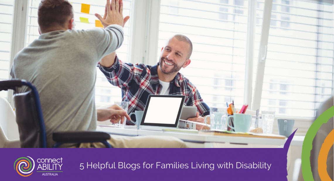 5 Helpful Blogs for Families Living with Disability