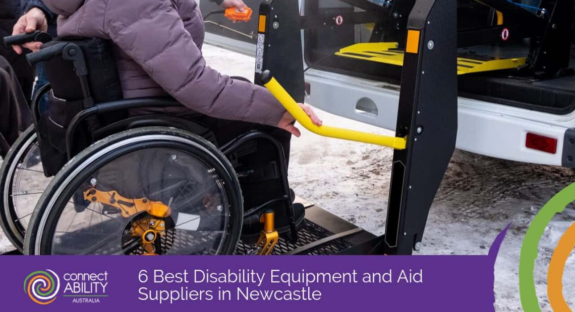 6 Best Disability Equipment and Aid Suppliers in Newcastle