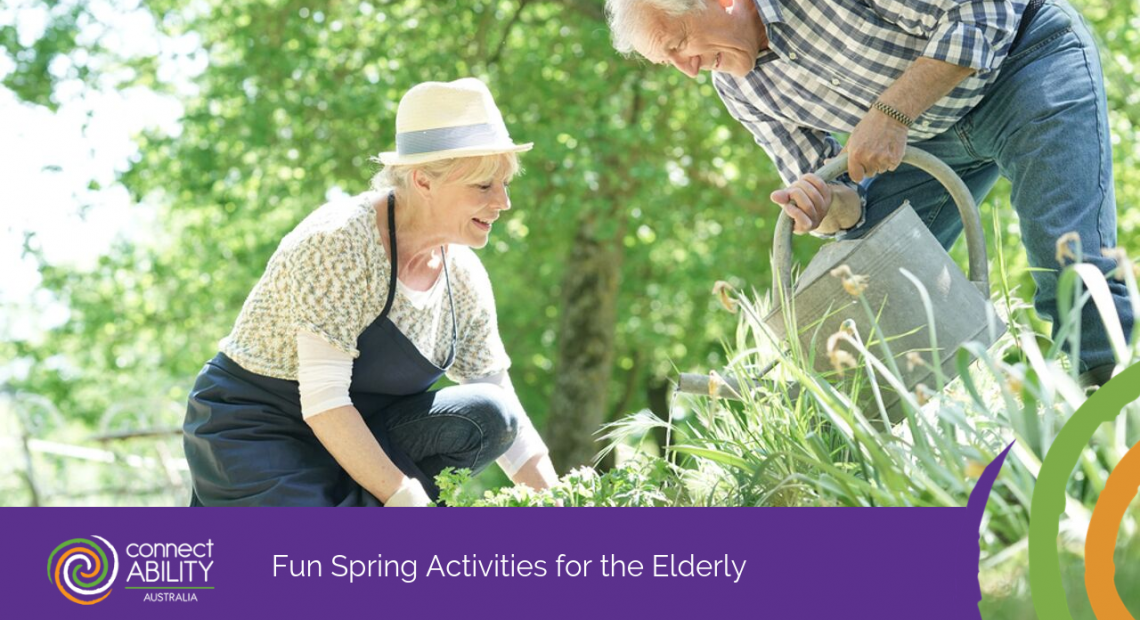 Fun Spring Activities for the Elderly