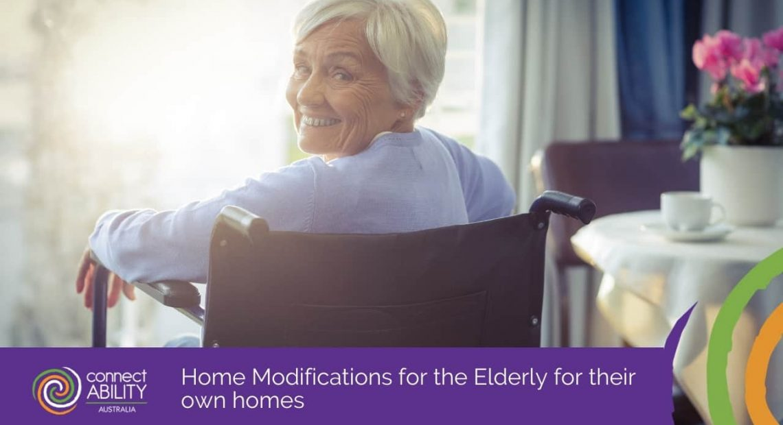 Home Modifications for the Elderly for their own homes
