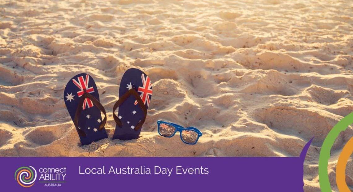 Local Australia Day Events - ConnectAbility Australia