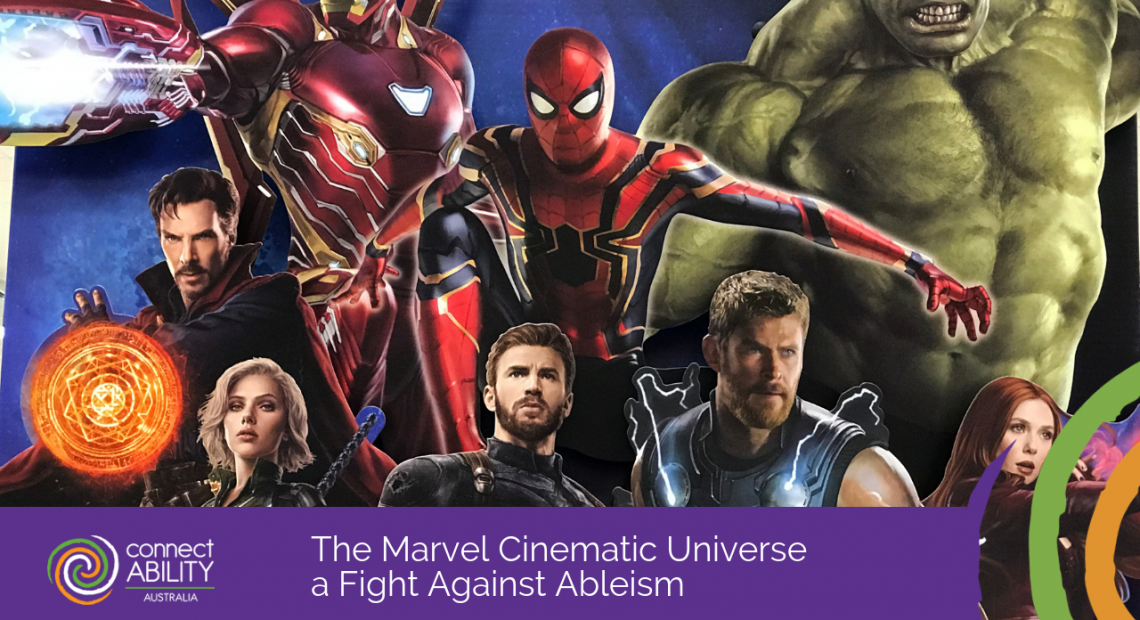 The Marvel Cinematic Universe: a Fight Against Ableism