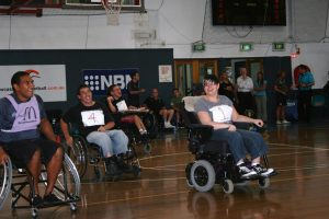 Wheelchair rugby league - Disability Services & Aged Care Support - ConnectAbility